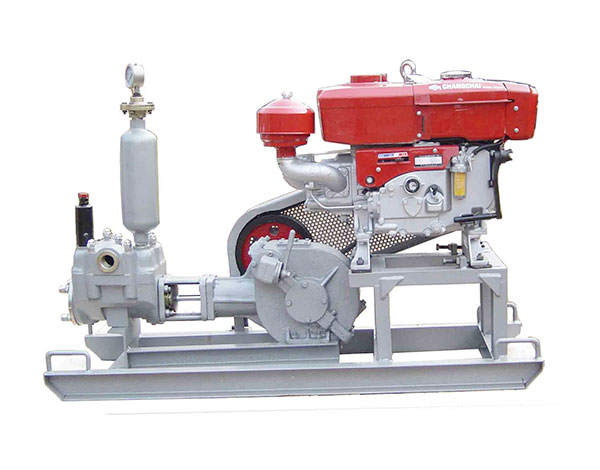 WDM130/20 Medium-pressure Grouting Pump